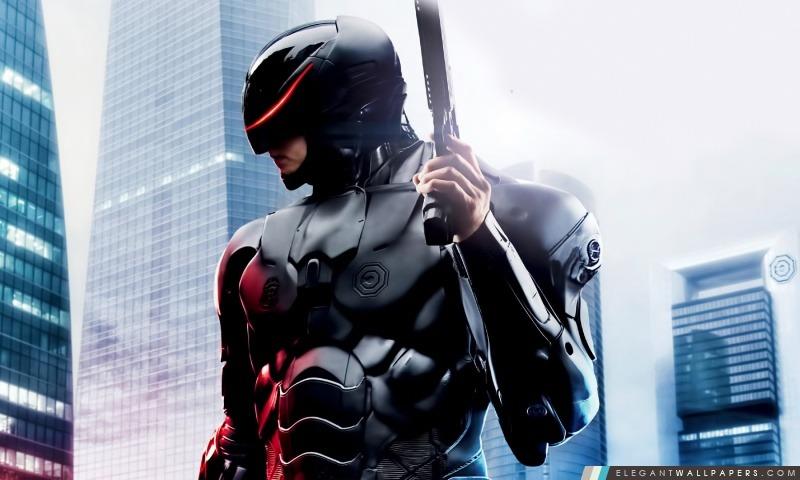 RoboCop 2014, Arrière-plans HD à télécharger