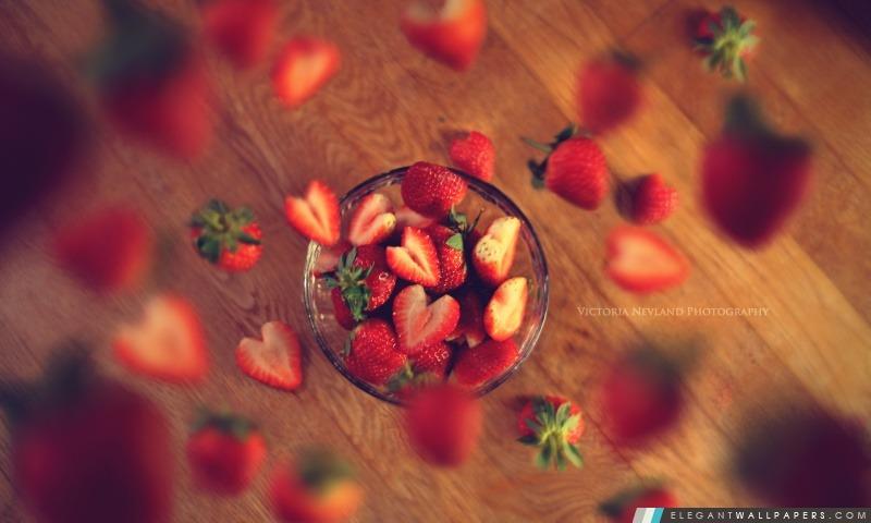 Très Berry Fraise, Arrière-plans HD à télécharger