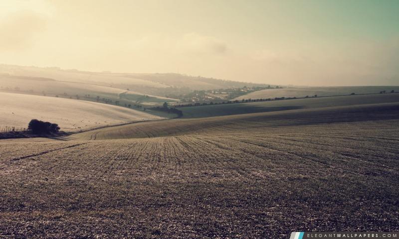 Hills Paysage, Arrière-plans HD à télécharger