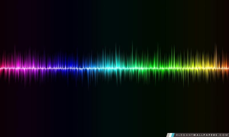 Onde sonore, Arrière-plans HD à télécharger