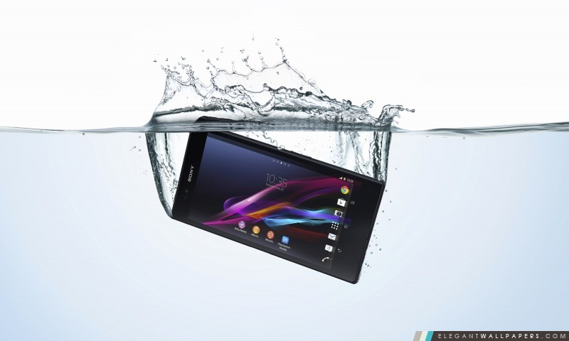 Xperia Z ultra étanche, Arrière-plans HD à télécharger