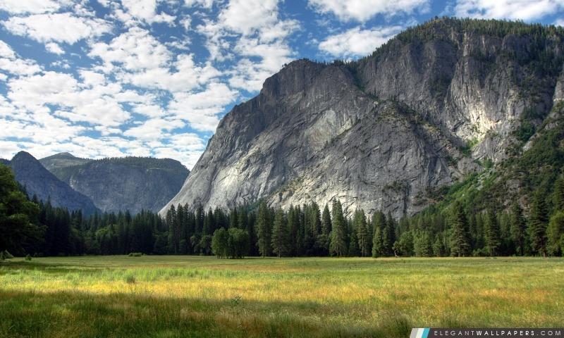 Parc naturel de Yosemite, Arrière-plans HD à télécharger