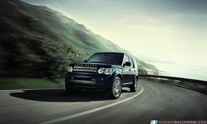 Land Rover Discovery, Arrière-plans HD à télécharger