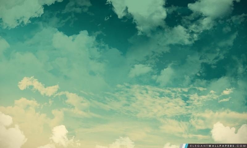 Sky Green, Arrière-plans HD à télécharger