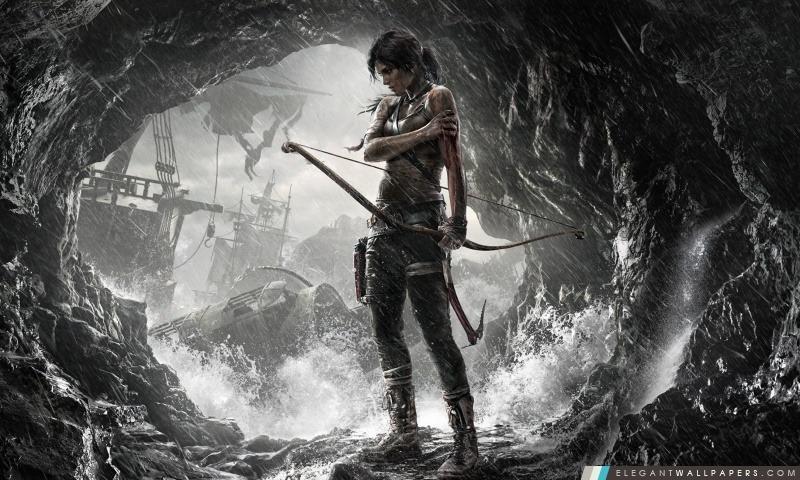 Lara Croft 2013, Arrière-plans HD à télécharger
