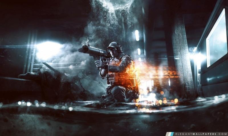 Battlefield 4 Deuxième Assaut, Arrière-plans HD à télécharger