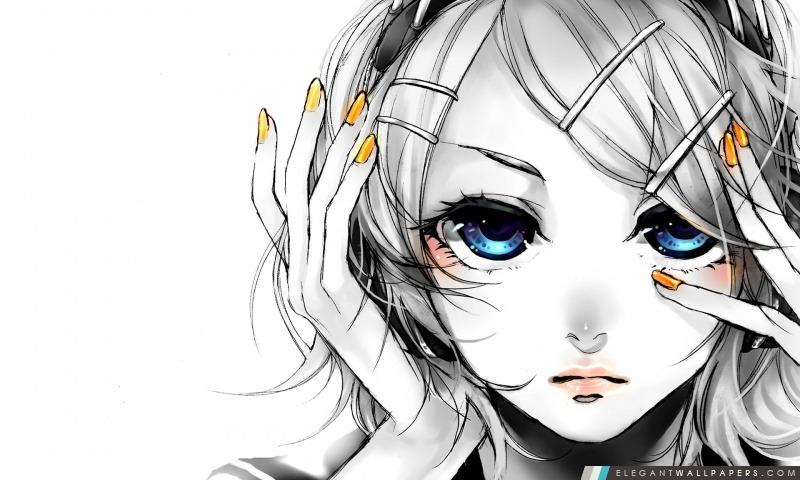 Vocaloid, Arrière-plans HD à télécharger