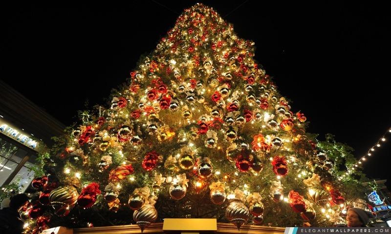 New Year Tree 2014, Arrière-plans HD à télécharger