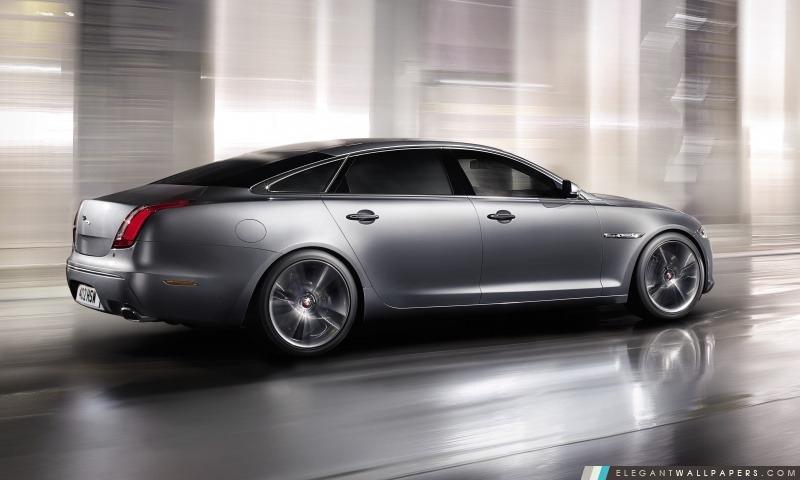 Jaguar XJ, Arrière-plans HD à télécharger