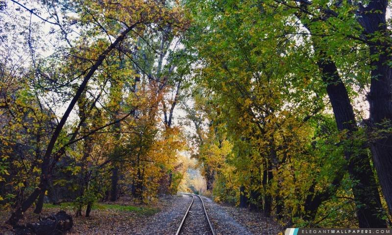 Arménie, Erevan, parc ferroviaire, Arrière-plans HD à télécharger