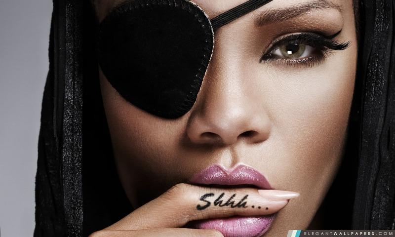 Pirate Rihanna, Arrière-plans HD à télécharger