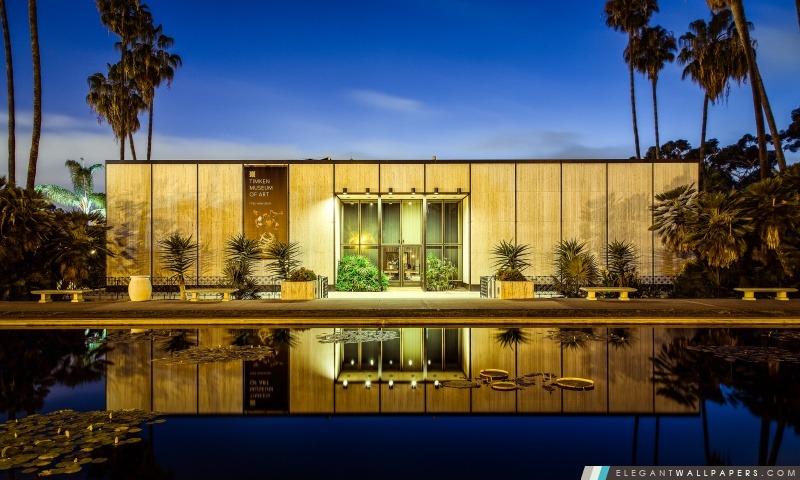 Balboa Park Reflecting Pool, Arrière-plans HD à télécharger