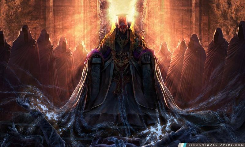 Le Dark King, Arrière-plans HD à télécharger