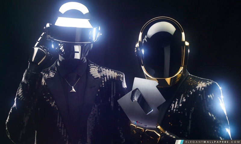 Daft Punk, Arrière-plans HD à télécharger