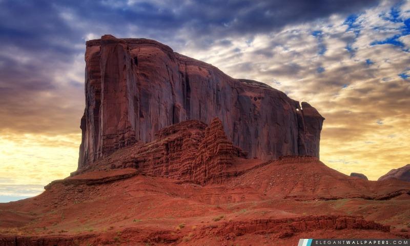 Monument Valley Utah, Arrière-plans HD à télécharger