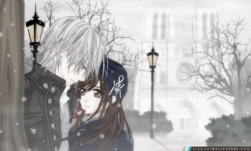 Winter Love, Arrière-plans HD à télécharger
