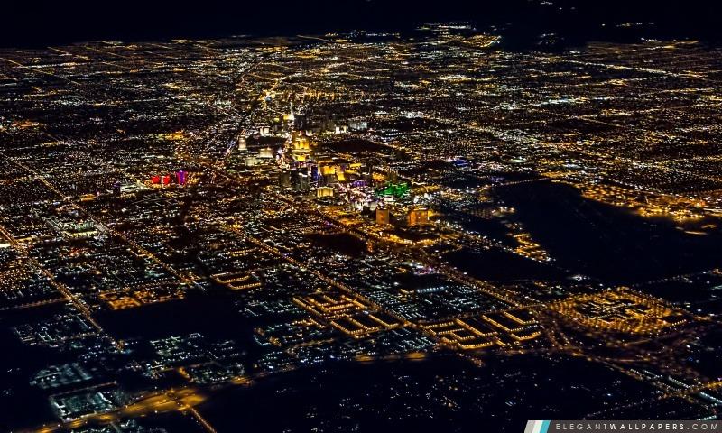 Vegas Flyby, Arrière-plans HD à télécharger
