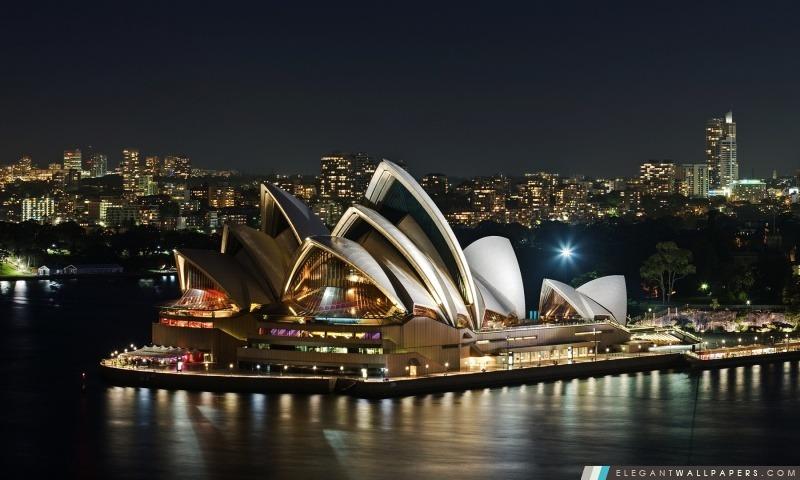 Opéra de Sydney, Arrière-plans HD à télécharger