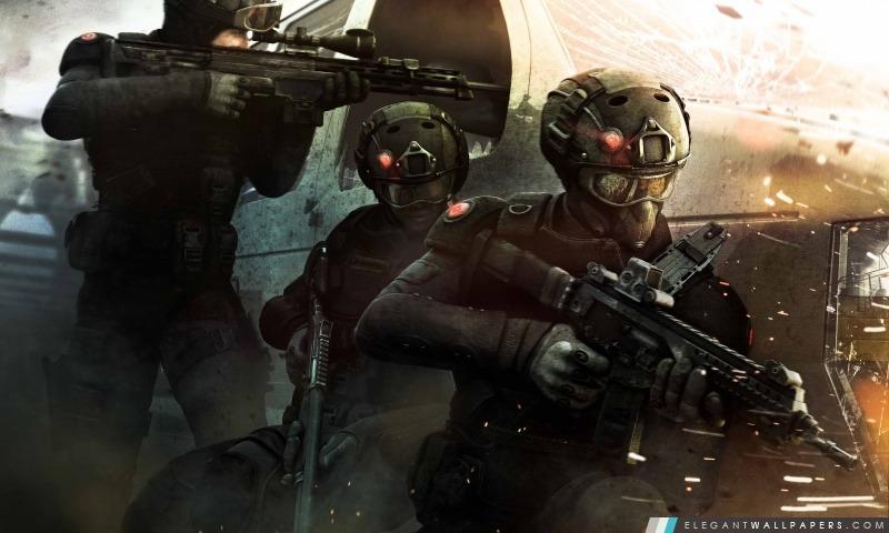 Tom Clancy Rainbow Six, Arrière-plans HD à télécharger