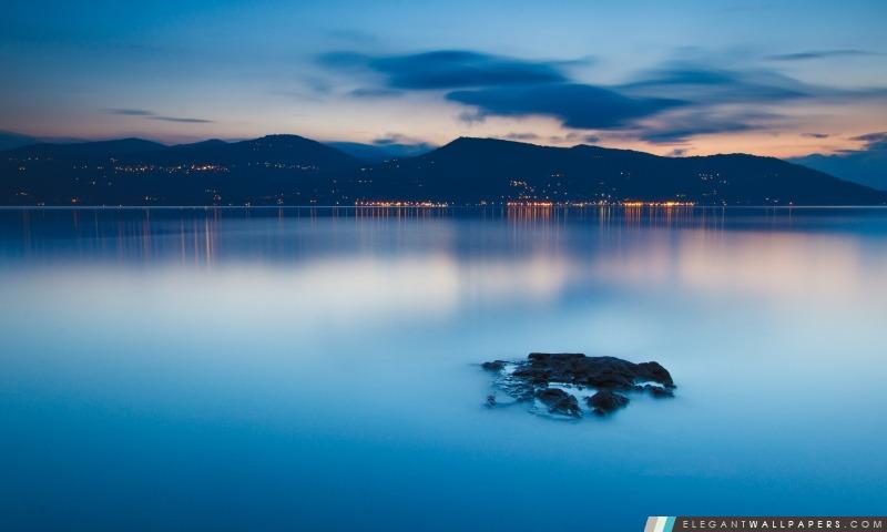 Plaine Blue Water, Arrière-plans HD à télécharger