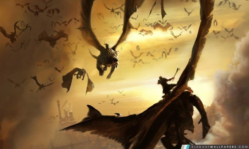 La Grotte du Dragon, Arrière-plans HD à télécharger