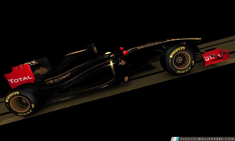 Lotus Renault R31 de Formule 1, Arrière-plans HD à télécharger