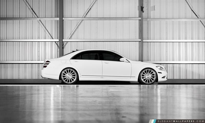 Mercedes Benz S Class S550 Blanc Fond D Ecran Hd A Telecharger Elegant Wallpapers