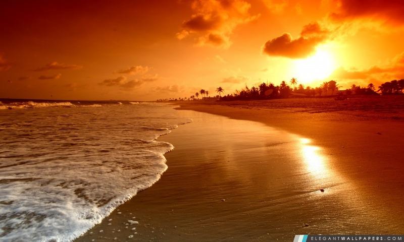 Sunrise Beach, Arrière-plans HD à télécharger