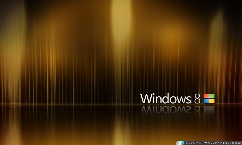 Windows 8, Arrière-plans HD à télécharger