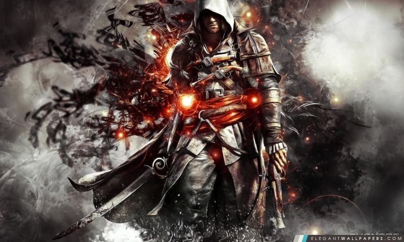 Assassins Creed 4 Black Flag, Arrière-plans HD à télécharger