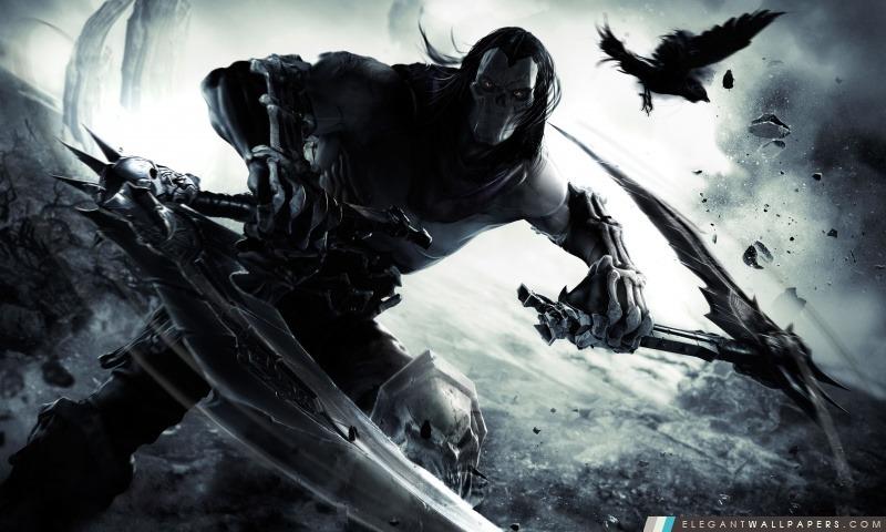 Darksiders II, Arrière-plans HD à télécharger