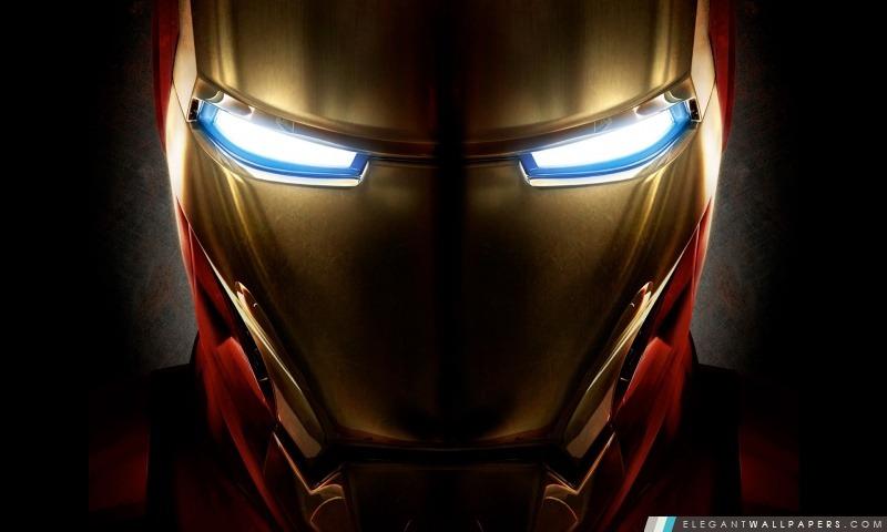Casque Iron Man, Arrière-plans HD à télécharger
