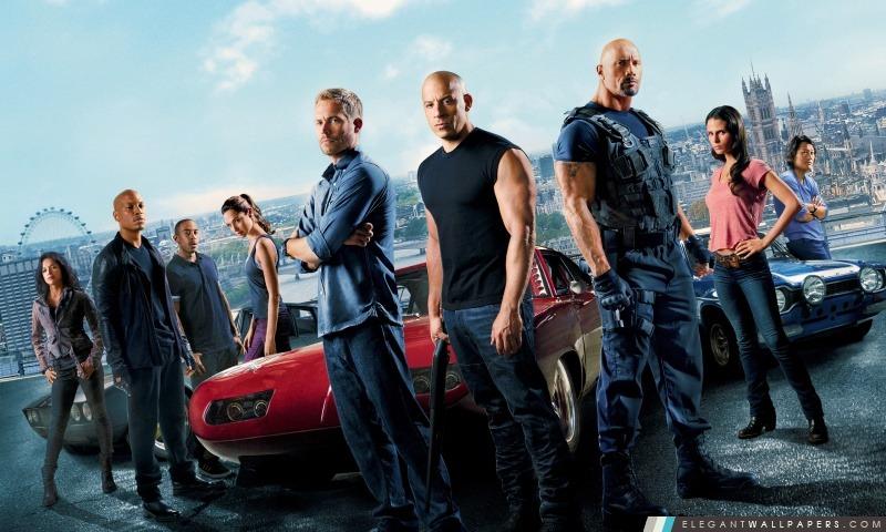 Fast and Furious 6 Film 2013, Arrière-plans HD à télécharger