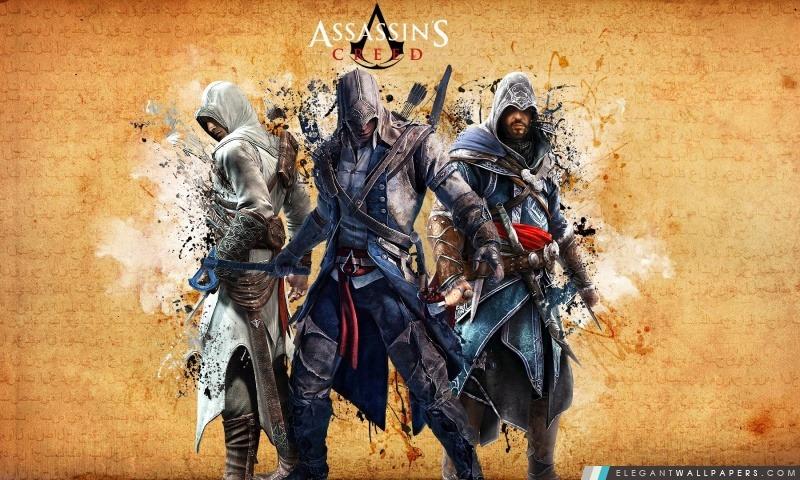 Assassin 's Creed 3 2012, Arrière-plans HD à télécharger