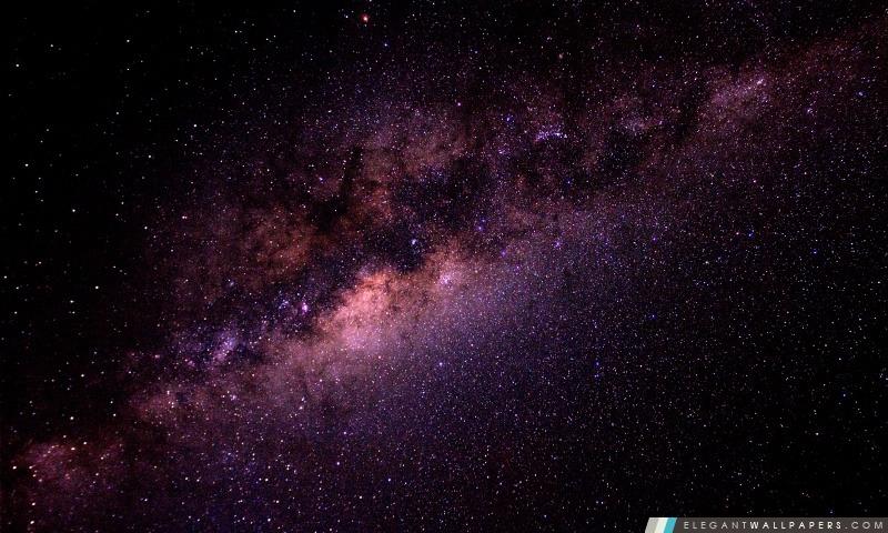 Voie Lactée Galaxy Fond Décran Hd à Télécharger Elegant