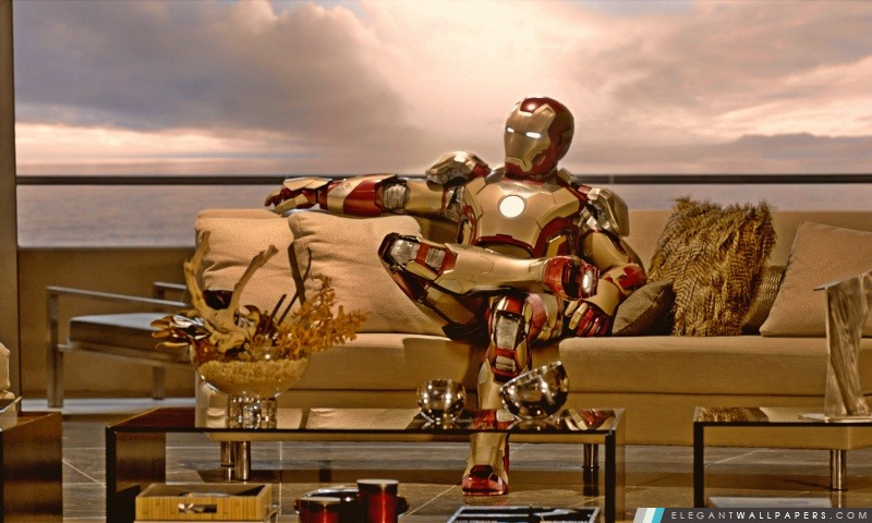 Iron man 3 fond d 39 cran hd t l charger elegant wallpapers - Iron man telecharger ...