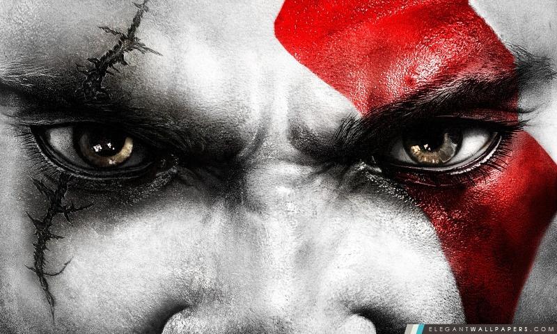 Kratos de God of War III, Arrière-plans HD à télécharger