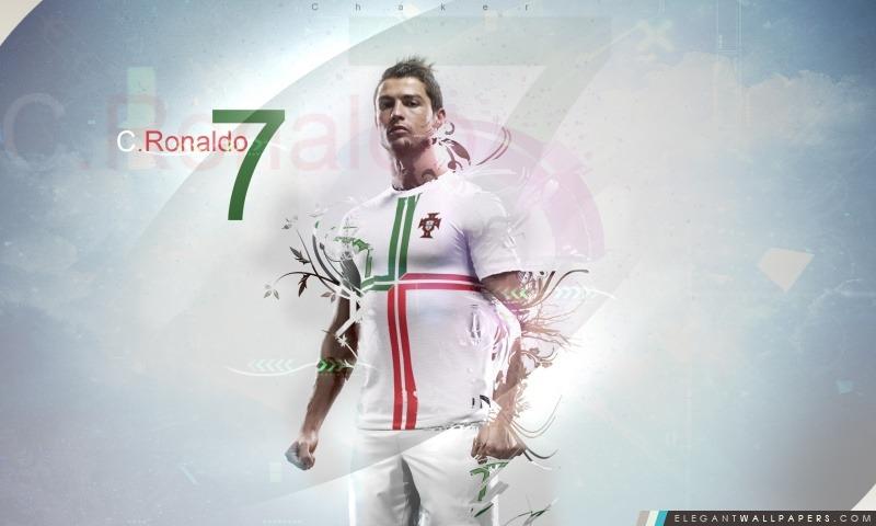 Cristiano Ronaldo, Arrière-plans HD à télécharger