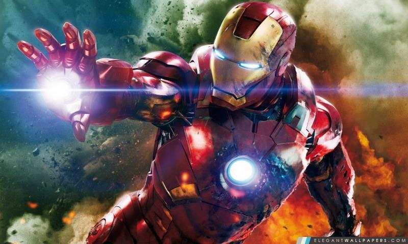 Le Iron Man Avengers, Arrière-plans HD à télécharger