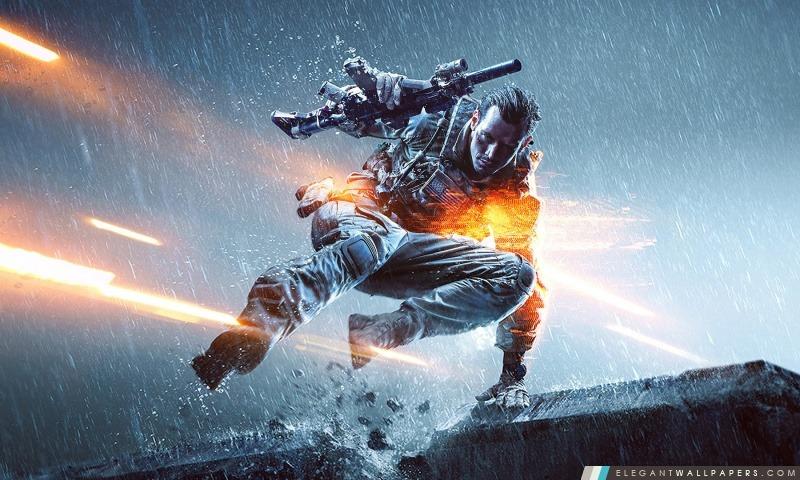 Battlefield 4, Arrière-plans HD à télécharger