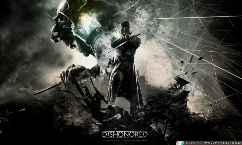 Jeu Video Dishonored Fond D Ecran Hd A Telecharger Elegant Wallpapers