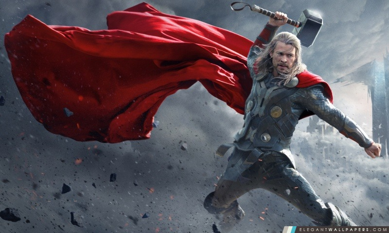 Thor le Dark World 2013, Arrière-plans HD à télécharger