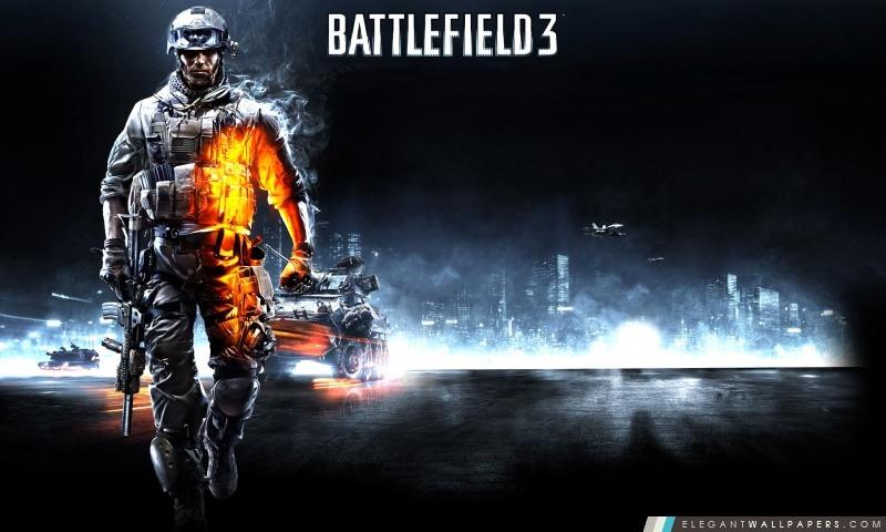 Battlefield 3, Arrière-plans HD à télécharger