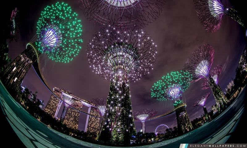 Singapour, Arrière-plans HD à télécharger