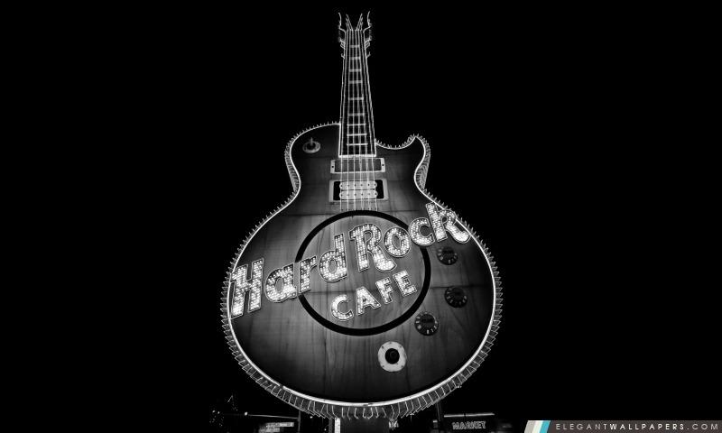 Hard Rock Cafe, Las Vegas, Arrière-plans HD à télécharger