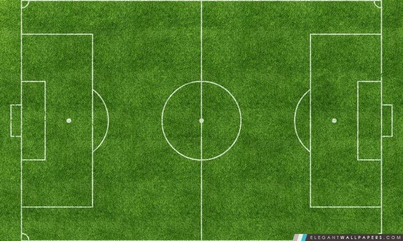 Terrain De Football Fond D Ecran Hd A Telecharger Elegant