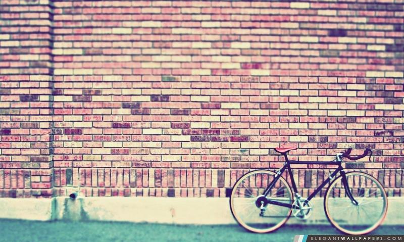 Vélo Vintage, Arrière-plans HD à télécharger
