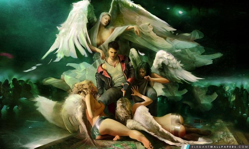 Devil May Cry, Arrière-plans HD à télécharger