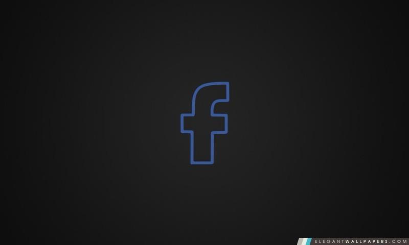 Facebook, Arrière-plans HD à télécharger