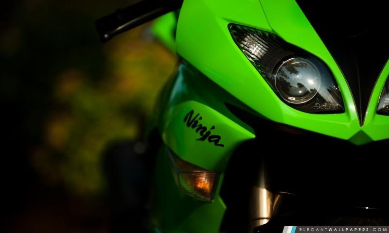 Kawasaki Ninja Fond D Ecran Hd A Telecharger Elegant